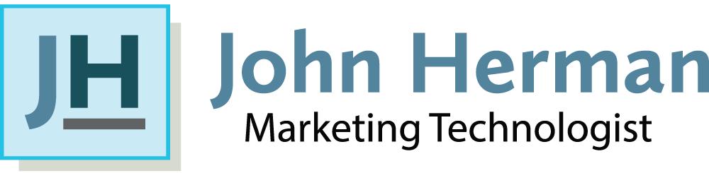 John Herman - Marketing Technologist